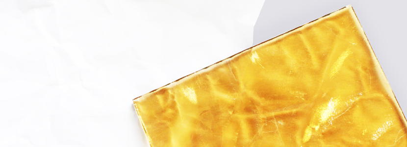 Gold Glass Tile