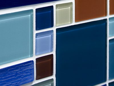 Glass Tile Shapes and Sizes