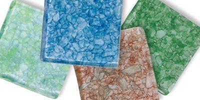 Interstyle Aquarius Glass Tile