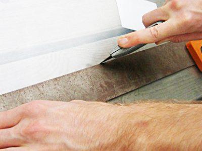 Cutting Glass Tiles