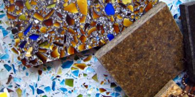 Terrazzp Glass image from Flickr.com / John Lambert Pearson