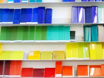 Interstyle Color Glass Tile Collection